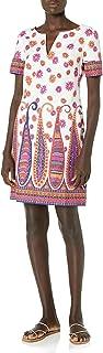 فستان ترينا ترك متحف نسائي قصير الأكمام متحول