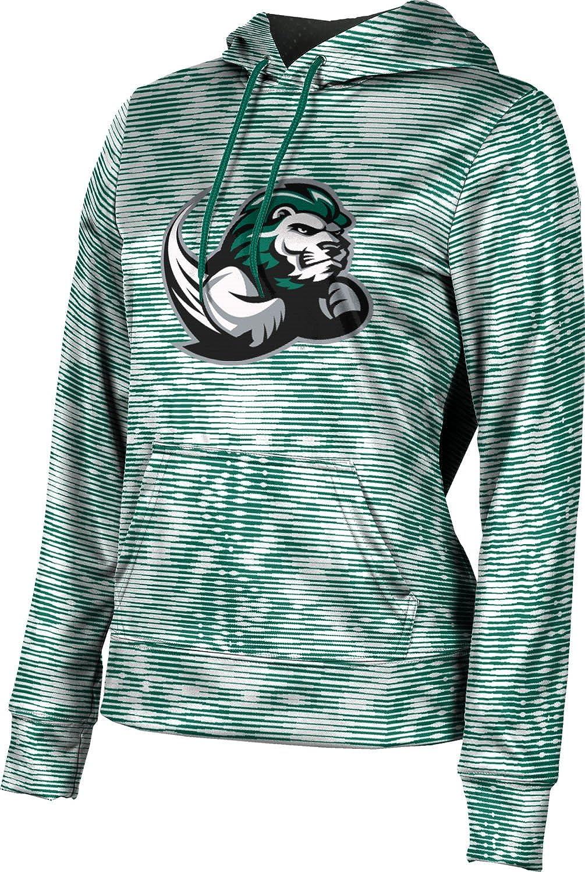 Slippery Rock University Girls' Pullover Hoodie, School Spirit Sweatshirt (Velocity) F9C02
