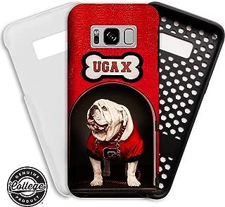 Wright Photo UGA Georgia Bulldogs Phone Case: Compatible with Samsung Galaxy S8 - Uga's Dawg House Mascot