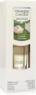 yankee clean cotton diffuser
