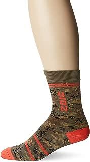 ZOIC Men's Camo Socks