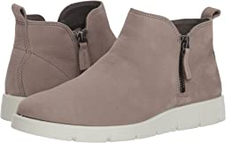 Bella Zip Low Bootie