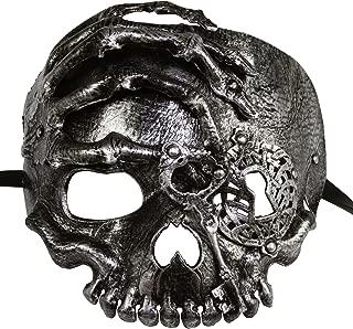 INC The Caribbean Pirate Full Face Skull Mask