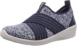 Skechers Women's Arya-Cross-fire Sneaker