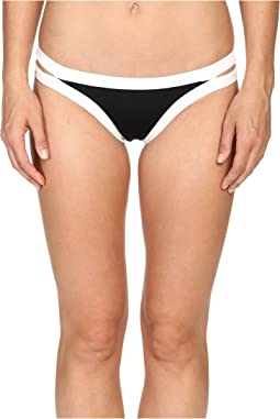 Seafolly Block Party Brazillian Pant