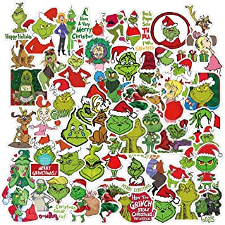 Details about  /Grinch Decal