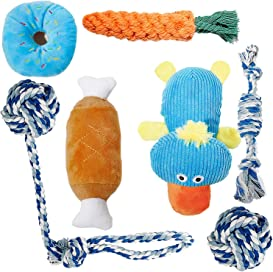 Explore dog toys for Dachshunds