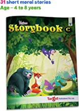Blossom Moral Story Book for Kids 4 Years to 8 Years Old in English | 31 Fairy Tale Stories with Colourful Pictures | Best...