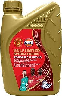 Gulf Formula G 5W-40 Engine Oil - 1 Liter