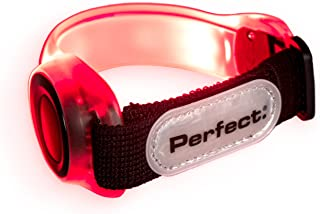 Perfect Fitness LED Lighted Armband for Increased Visibility