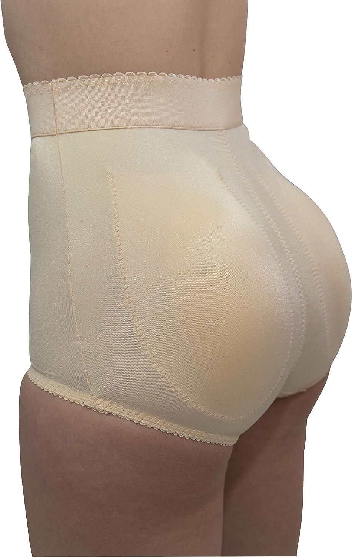 Rago Style 915 - High Waist Padded Panty Soft Control