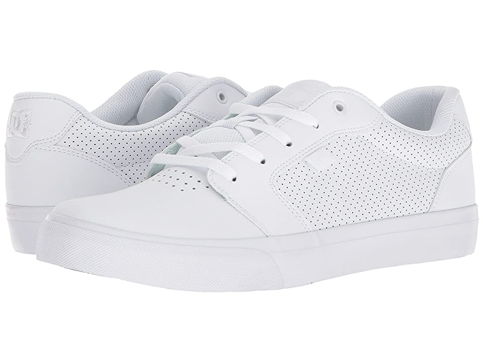 DC Anvil (White/White/Gum) Men