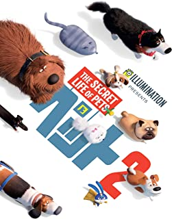 ペット2 The Secret Life of Pets 2 (吹替版)