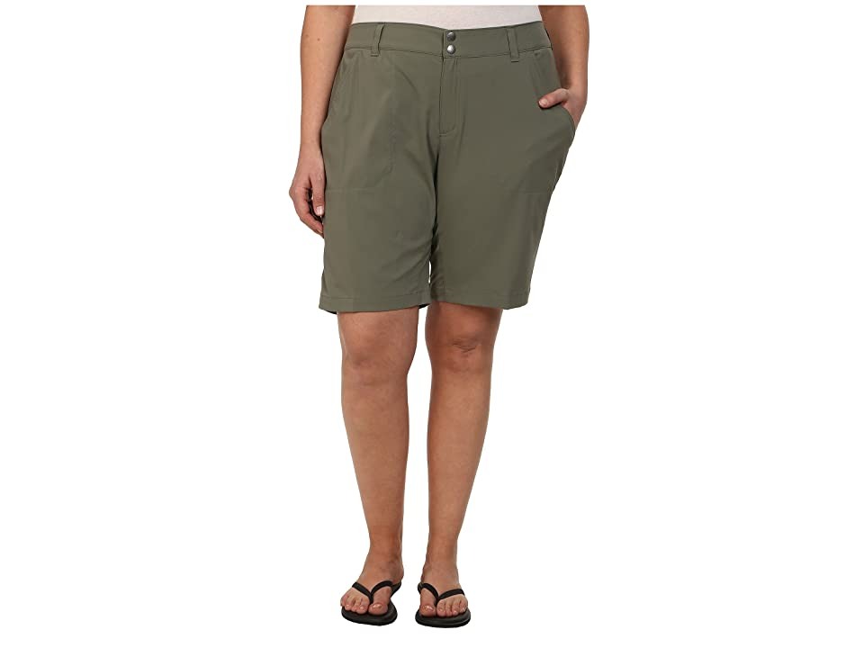 Columbia Plus Size Saturday Trailtm Long Short (Cypress) Women