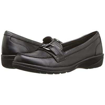 Clarks Cheyn Marie (Black Leather) Women