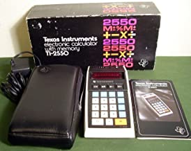 Best texas instruments ti 2550 calculator Reviews