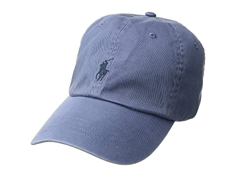 23f291a15ad2 Polo Ralph Lauren Chino Baseball Cap at Zappos.com