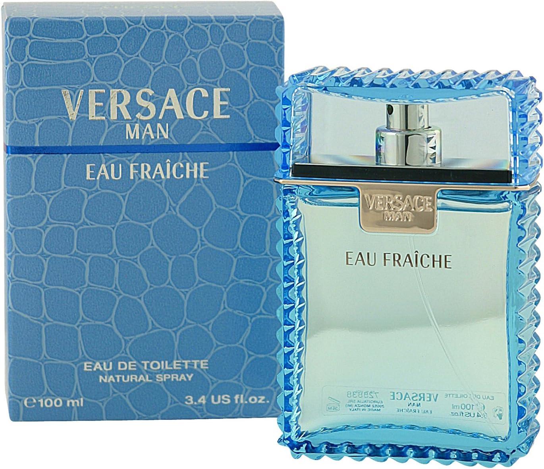 Versace Low price Man Eau Fraiche - OZ Fixed price for sale Oz 3.4 Edt Spray