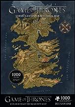 Dark Horse Deluxe Game of Thrones: Map of Westeros 1, 000Piece Puzzle