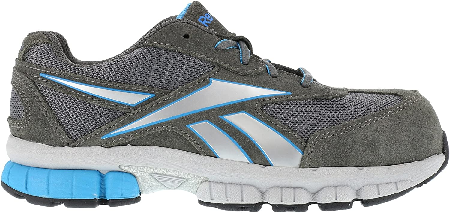 Reebok RB446 Women's Cross Trainer Safety Cash special price Max 69% OFF - Dark Grey Shoes