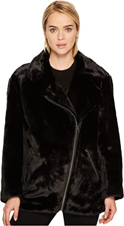 The Kooples - Furry Jacket