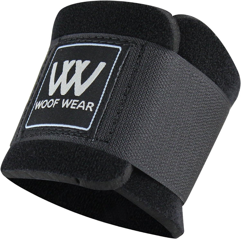 Woof Wear  Pastern Wrap  Black  Size  One Size by Woof Wear