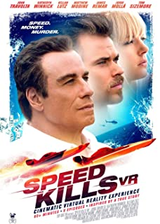 Speed Kills Movie Poster 18 x 28 Inches