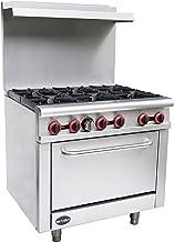 Best viking 6 burner stove Reviews