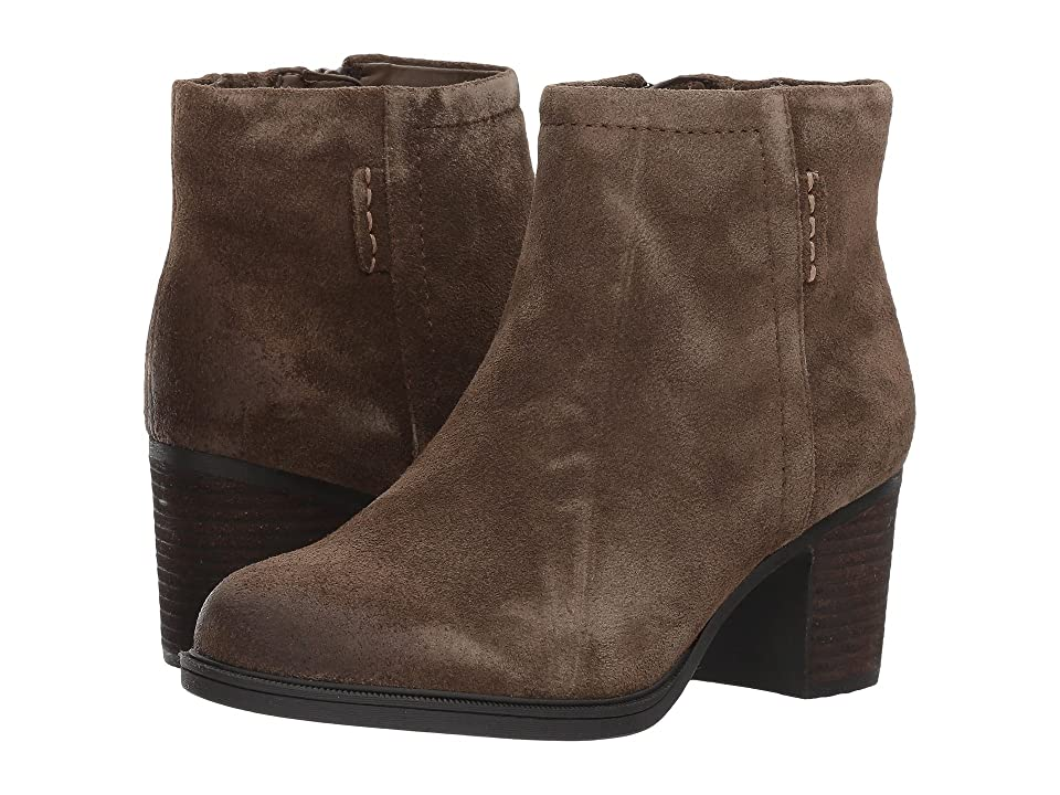 Rockport Cobb Hill Collection Cobb Hill Natashya Bootie (Caribou Suede) Women
