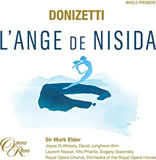 Donizetti: L`Ange de Nisida (Live)