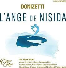 Digital Booklet: Donizetti: L'Ange de Nisida (Live)