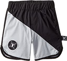 Nununu - 1/2 and 1/2 Surf Shorts (Infant/Toddler/Little Kids)