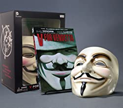V for Vendetta Deluxe Collector Set [With Mask]
