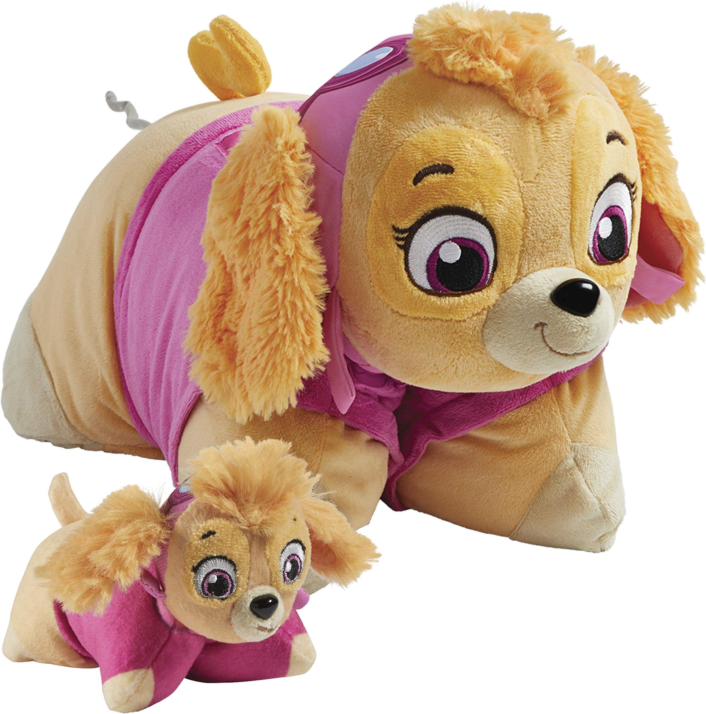 Pillow Pets Nickelodeon Paw Patrol Skye Stuffed Animal Plush Toy