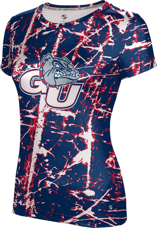 ProSphere Gonzaga University Girls' Performance T-Shirt (Distressed)
