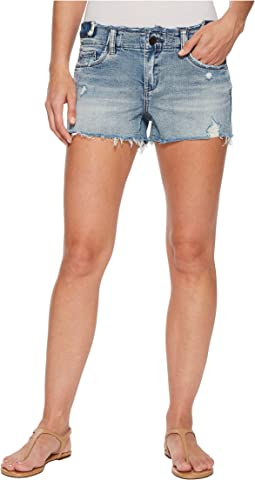 Blank NYC - Cut Off Denim Shorts in Unsung Hero