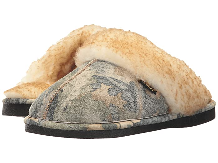 Old Friend  Buffy (Camo) Womens Slippers