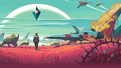 Twenty-threeNo Man'S Sky Video Games 24X36 Inch Poster Print 5