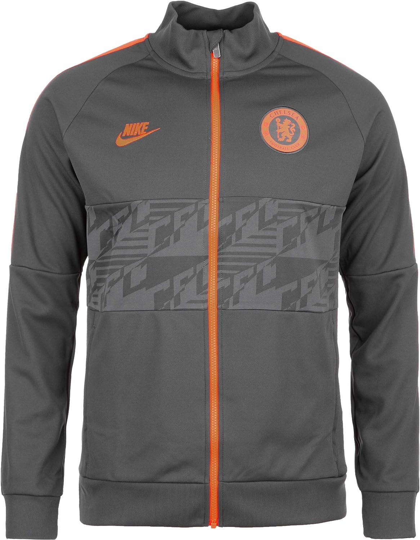 Nike Chelsea I96 Jacket cheap Classic - Grey 2019-2020