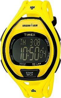 Full-Size Ironman Sleek 50 Resin Strap Watch