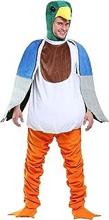 Men's Mallard Duck Costume