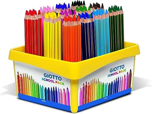 compra limitada Giotto Giotto Giotto 523500 - Pack de 108 lápices  Obtén lo ultimo
