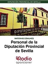 Materias Comunes. Personal de la Diputación Provincial de Sevilla
