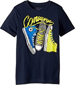 Converse Kids - My Chucks Tee (Big Kids)