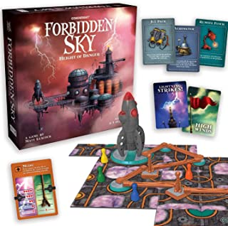 forbidden sky gamewright