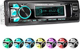 XOMAX XM-R265 Autoradio avec Bluetooth I Chargement du téléphone Portable Via Le..