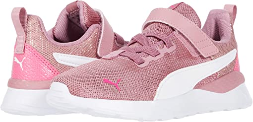 Foxglove/Puma White/Glowing Pink