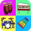 Music Instruments: Kids