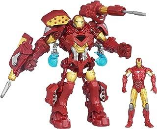 Marvel The Avengers Concept Series Stark Tech Assault Armor Iron Man Mark VI Figure