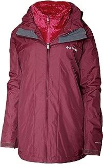 Columbia Arctic Trip 3 in 1 Interchange III Omni Heat Winter Jacket Women's Plus Extended Coat